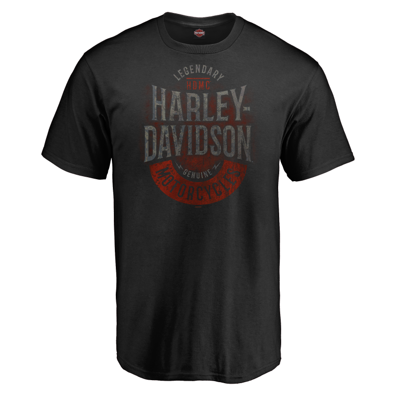 "Harley-Davidson ""Black Soul Journey"" Shirt"