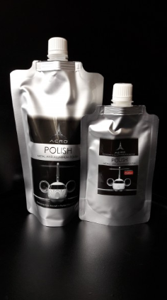 Aero POLISH - Aluminium und Metall Politur 473ml
